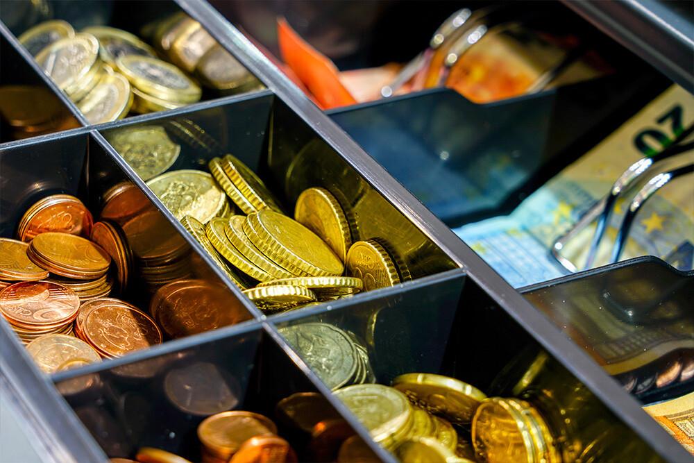 Bargeld in deutschsprachigen Ländern beliebt